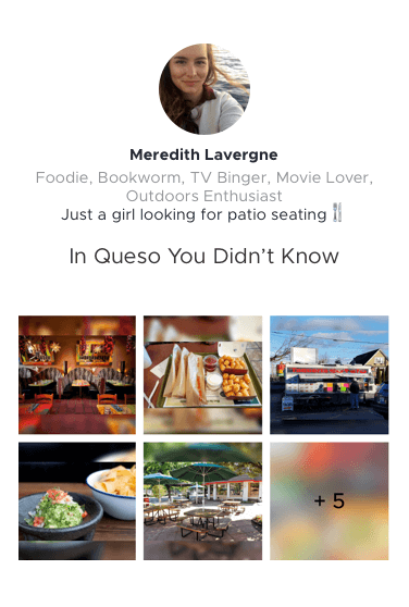 Meredith's In Queso You Didn't Know Restaurant List Preview Link