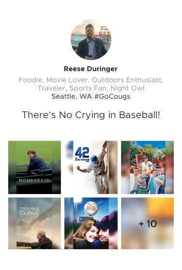 Reese's There's No Crying In Baseball List Preview