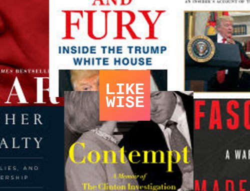 Top Political Books of 2018